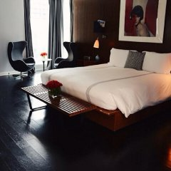 Отель 6 Columbus Central Park a Sixty Hotel США, Нью-Йорк - отзывы, цены и фото номеров - забронировать отель 6 Columbus Central Park a Sixty Hotel онлайн комната для гостей фото 3