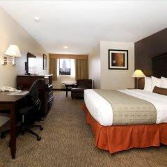Отель Best Western Plus Dragon Gate Inn 2* Стандартный номер с различными типами кроватей
