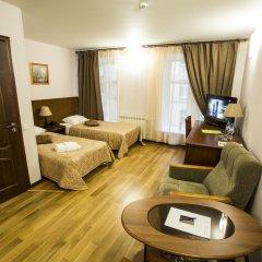 Престиж Центр Отель 3* Стандартный номер с 2 отдельными кроватями фото 2