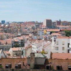Отель Sunny Lisbon - Guesthouse and Residence балкон