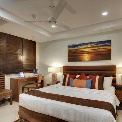 The Somerset Hotel 4* Улучшенный номер с различными типами кроватей фото 27