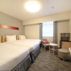 Richmond Hotel Tokyo Suidobashi 3* Стандартный номер с различными типами кроватей фото 7