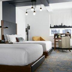 The Renwick Hotel New York City, Curio Collection by Hilton 4* Стандартный номер с двуспальной кроватью фото 6