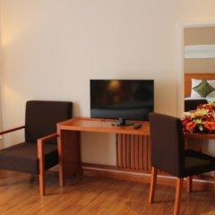 Saigon Hotel 3* Улучшенный номер с различными типами кроватей фото 8