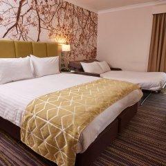 Отель Holiday Inn Northampton West M1 Junc 16 4* Стандартный номер с различными типами кроватей фото 2