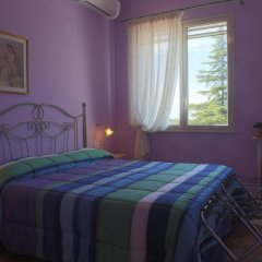 Отель Villa dei giardini 3* Стандартный номер