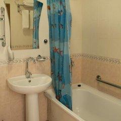 Гостиница Эмпаер-холл ванная