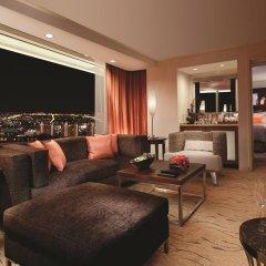 Отель ARIA Resort & Casino at CityCenter Las Vegas 5* Номер Делюкс с двуспальной кроватью фото 6