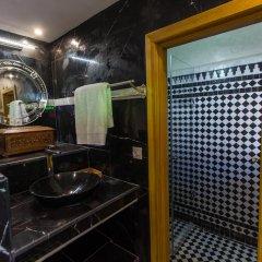 Отель Riad Amor Марокко, Фес - отзывы, цены и фото номеров - забронировать отель Riad Amor онлайн ванная
