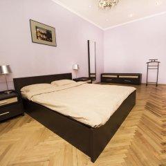 Апартаменты Olga Apartments on Khreschatyk комната для гостей фото 4