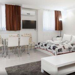 Отель Defne Suites Представительский люкс с различными типами кроватей фото 22