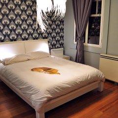 Cats Porto Hostel Улучшенный номер разные типы кроватей фото 2
