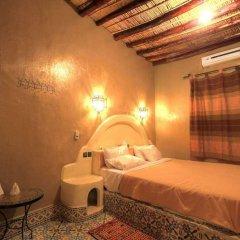 Отель Riad Kemkem Марокко, Мерзуга - отзывы, цены и фото номеров - забронировать отель Riad Kemkem онлайн комната для гостей фото 4