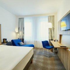 Гостиница Новотель Красноярск Центр 4* Улучшенный номер с различными типами кроватей фото 4