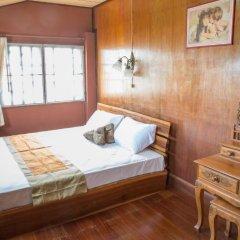 Отель Happy House On The Beach 3* Стандартный номер с двуспальной кроватью (общая ванная комната) фото 3