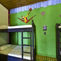Viajero Cali Hostel & Salsa School Кровать в женском общем номере с двухъярусной кроватью фото 4