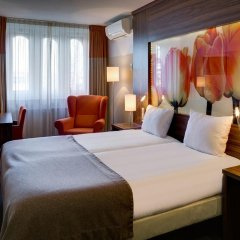 Eden Hotel Amsterdam 3* Номер Basic с различными типами кроватей фото 10