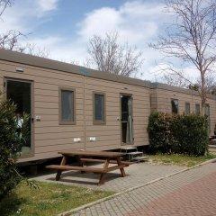 Отель Camping Village Roma Бунгало Делюкс с различными типами кроватей фото 5