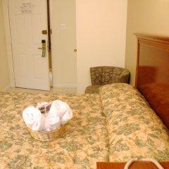 Отель Americana Inn 2* Стандартный номер с двуспальной кроватью (общая ванная комната) фото 6