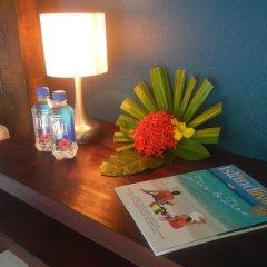 Отель Club Oceanus Вити-Леву удобства в номере фото 2