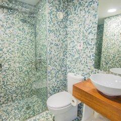 Отель Alva Hotel Apartments Кипр, Протарас - 3 отзыва об отеле, цены и фото номеров - забронировать отель Alva Hotel Apartments онлайн ванная
