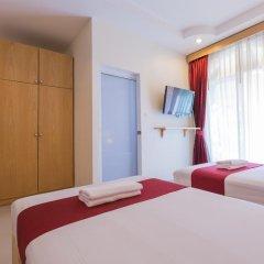 Отель Zing Resort & Spa 3* Номер Делюкс с 2 отдельными кроватями фото 3