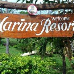 Отель Lanta Marina Resort Ланта приотельная территория фото 2