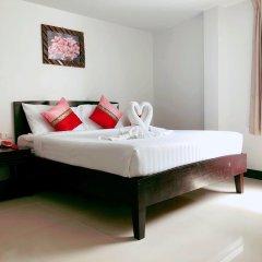 Отель Silver Resortel Номер Эконом с двуспальной кроватью фото 5