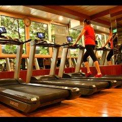Arabian Courtyard Hotel & Spa фитнесс-зал фото 2