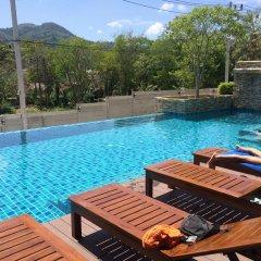 Отель Penthouse Patong бассейн фото 2