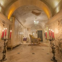 Отель Elika Cave Suites 5* Номер Делюкс фото 6
