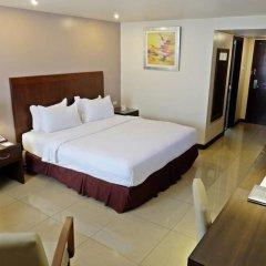 Mandarin Plaza Hotel 4* Номер Делюкс с различными типами кроватей фото 8