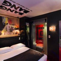 Отель Vice Versa 4* Стандартный номер с различными типами кроватей фото 10