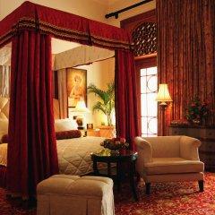 Отель Rambagh Palace 5* Стандартный номер с различными типами кроватей фото 4