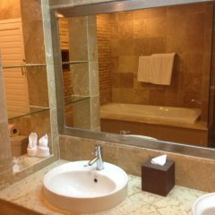 Отель Bel Air Condo Cape Panwa ванная фото 2
