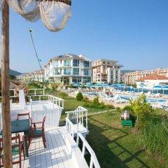 Nushev Hotel пляж фото 2