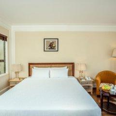 Sunrise Nha Trang Beach Hotel & Spa 4* Номер Премьер с двуспальной кроватью