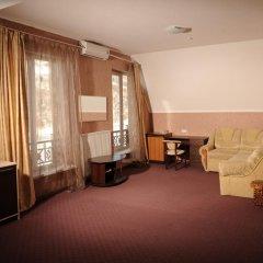 Гостиница Гостинично-оздоровительный комплекс Живая вода 4* Люкс разные типы кроватей фото 6