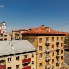 Гостиница MinskApartment26 балкон