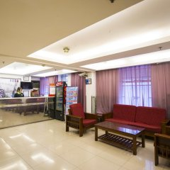 Отель Motel 268 Shanghai Ledu Road интерьер отеля фото 2