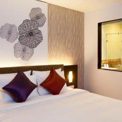Отель Aspira Prime Patong 3* Улучшенный номер двуспальная кровать