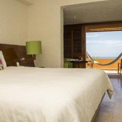Отель Las Brisas Ixtapa 4* Номер Делюкс с различными типами кроватей фото 5
