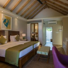 Отель Ellaidhoo Maldives by Cinnamon 4* Улучшенный номер с различными типами кроватей фото 5