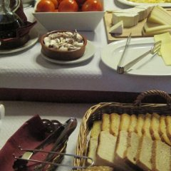 Gran Chalet Hotel & Petit Spa питание фото 3