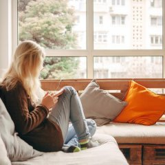 Хостел Wishka комната для гостей фото 2