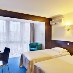 Гостиница Турист 3* Стандартный номер с разными типами кроватей фото 10