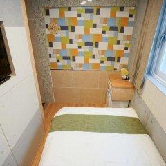 Отель D.H Sinchon Guesthouse 2* Стандартный номер с различными типами кроватей фото 16