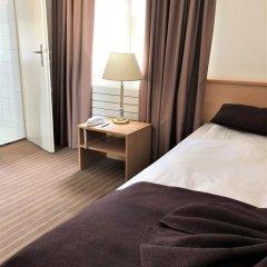 Olympia Hotel Zurich 3* Стандартный номер с различными типами кроватей фото 10