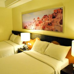 Hotel Elizabeth Cebu 3* Номер Делюкс с 2 отдельными кроватями
