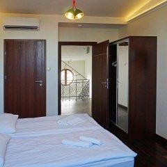 Отель Łódź 55 Семейная студия с двуспальной кроватью фото 8